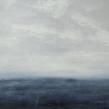 Tout ce que le ciel permet (Huile sur toile, 65x81cm)